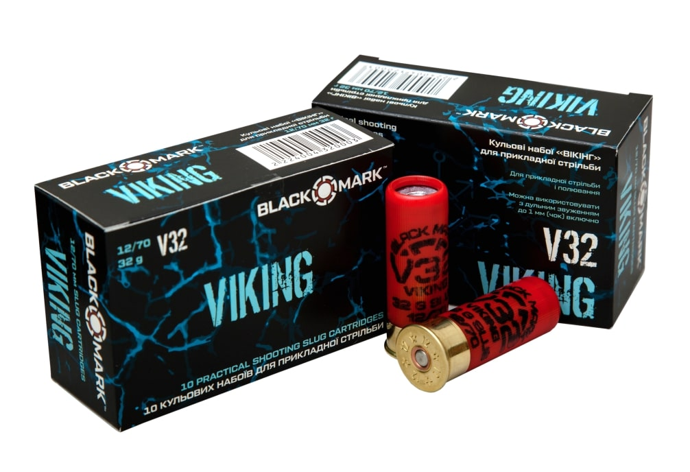 VIKING SLUG CARTRIDGES